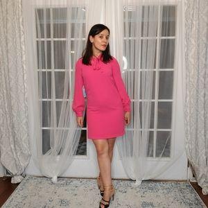 NWT Cece Size 00 Pink Mini Dress